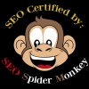 SEO Certified by SEO Spider Monkey